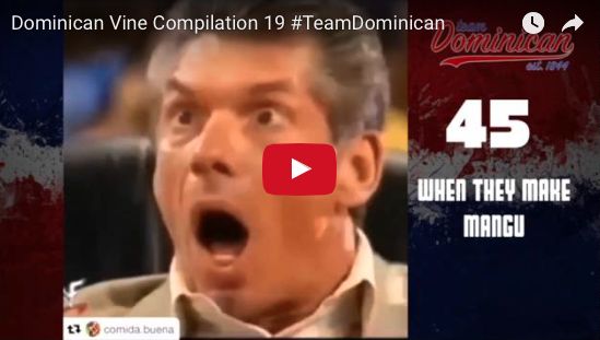 Dominican Vine Compilation 19 #TeamDominican