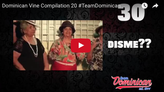 Dominican Vine Compilation 20 #TeamDominican