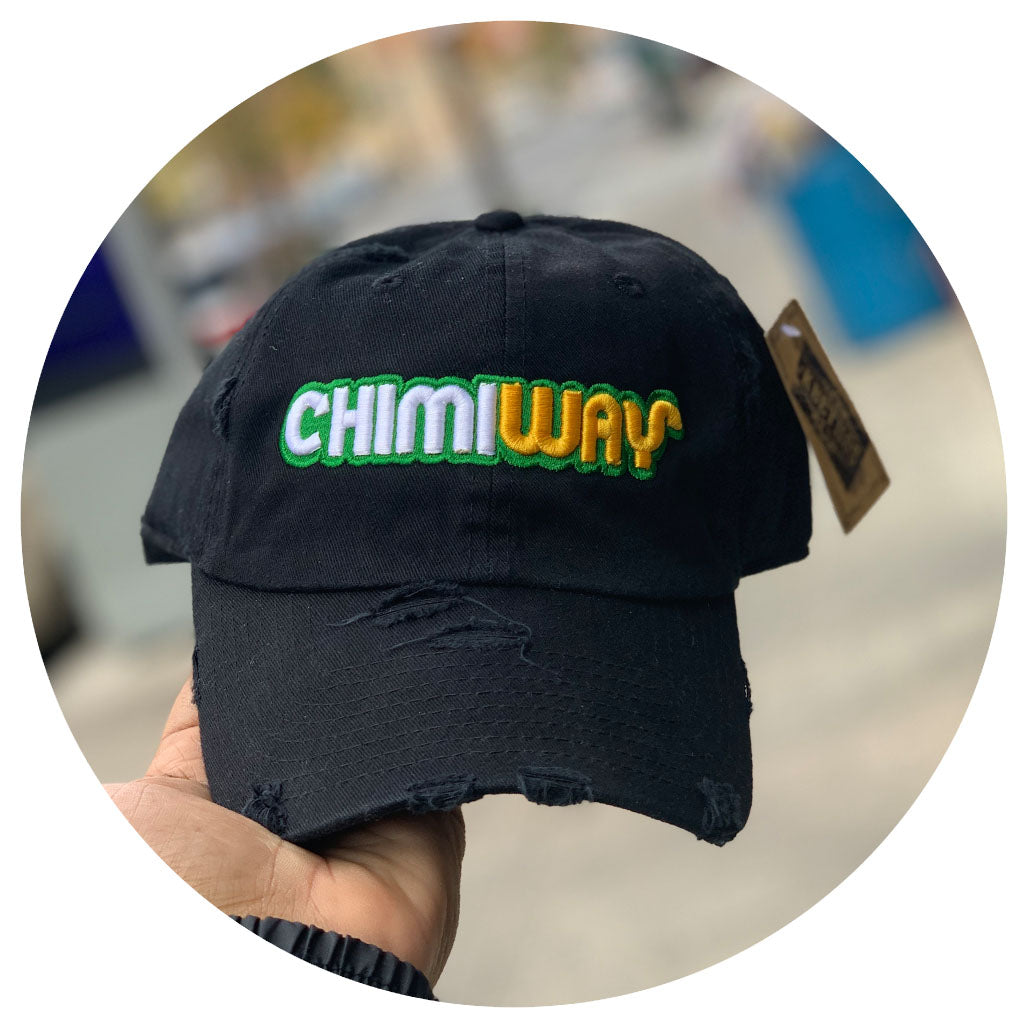 Chimi Way Dad Hat