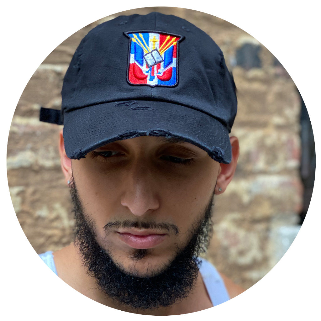 Escudo Badge Dad Hat
