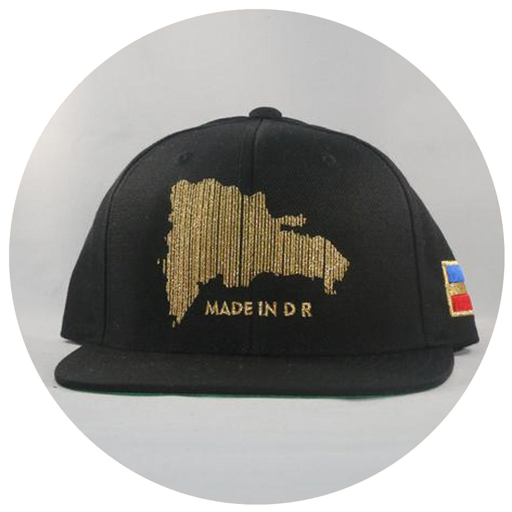 Made in D.R (Barcode)  Snapback