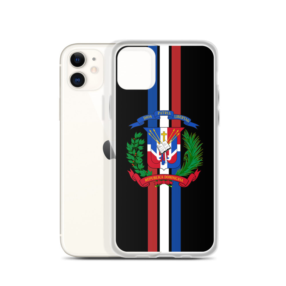 Escudo Stripe iPhone Case