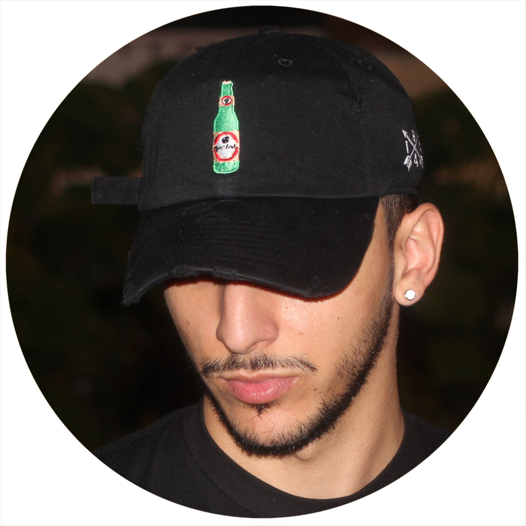 Presidente Ripped Dad Hat