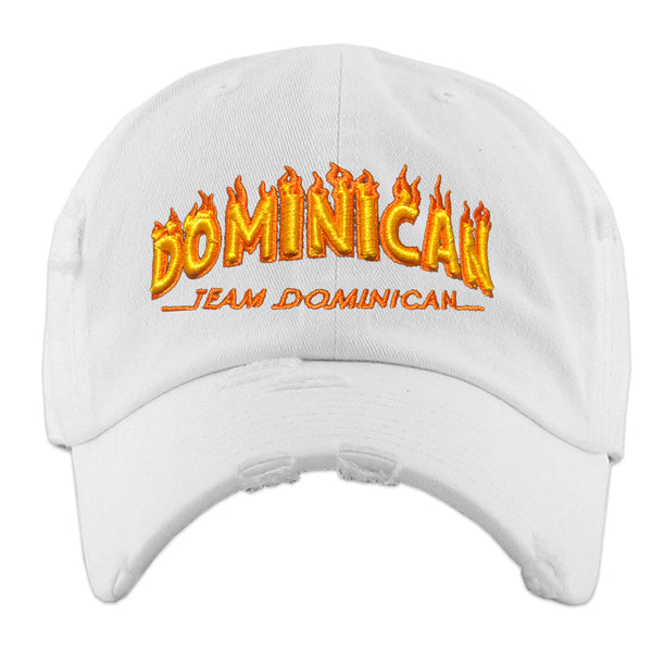 Dominican Flames Dad Hat