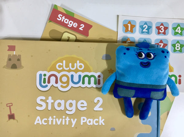Club Lingumi Stage 2 Pack