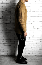 Camel Knit Jumper