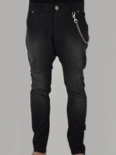 Black Skater Skinnys | Drop Crotch Jeans | Alex Christopher