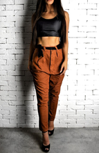 Orange Drop Crotch Utility Jeans | Women's Jeans | Alex Christopher