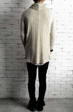 Knitted Cardigan - Cream