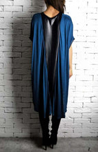 Alex Christopher Leather V Cape