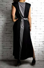 Alex Christopher Maxi V Dress