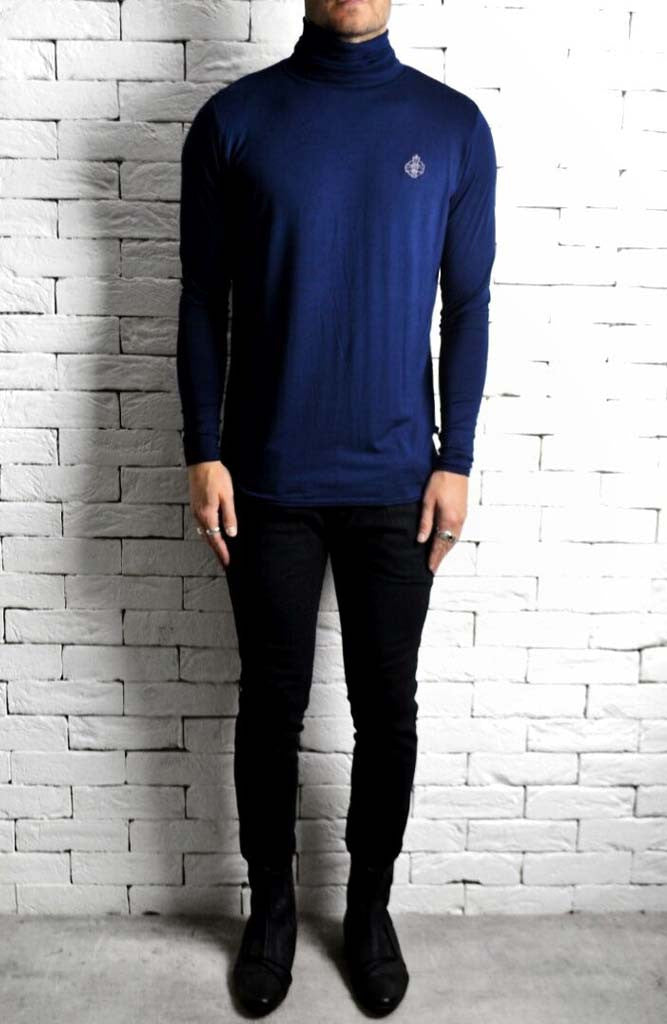 Alex Christopher Roll Neck