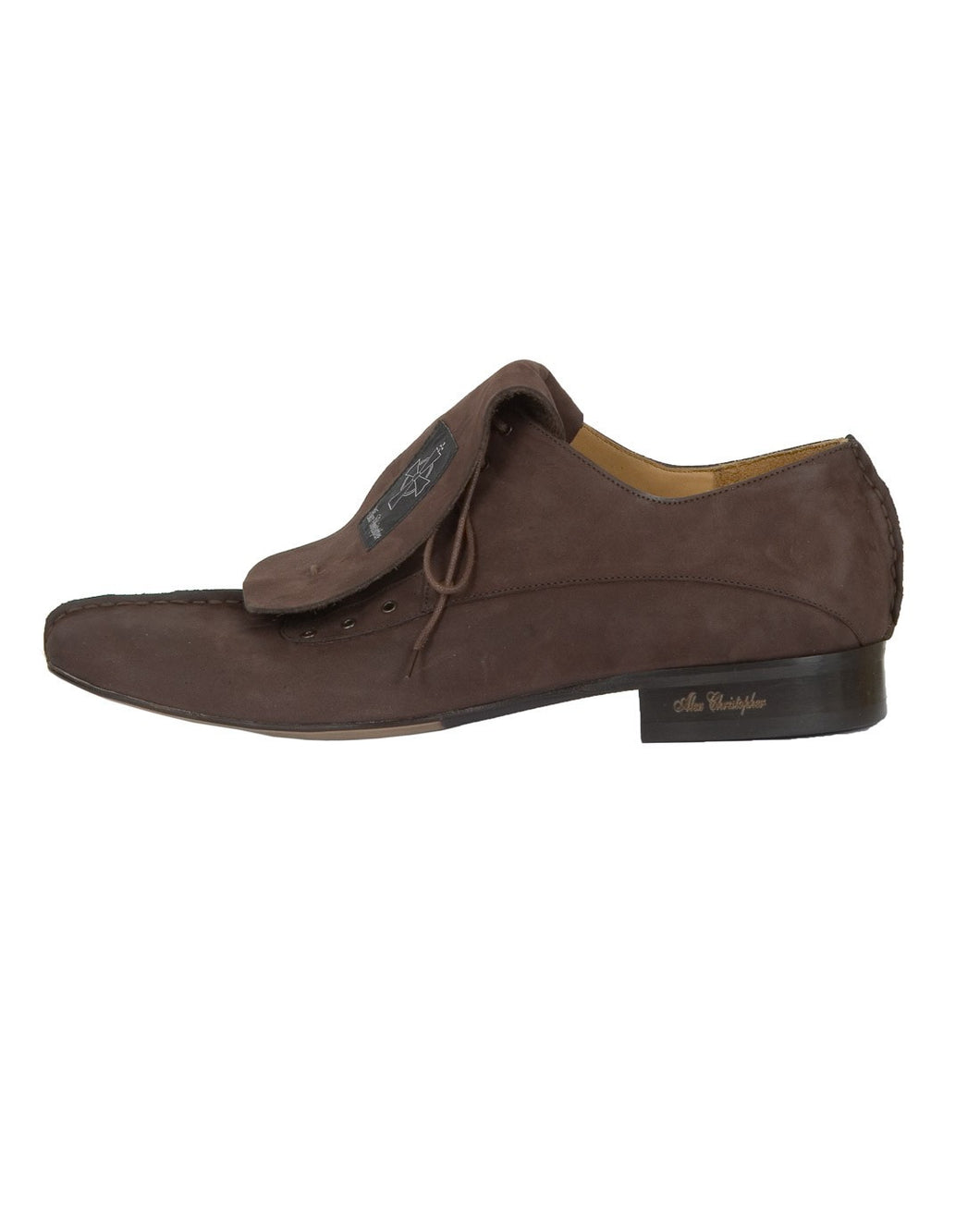 Pastie Shoe - Brown