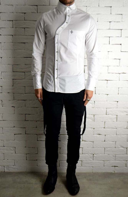 Alex Christopher Wave Button Shirt
