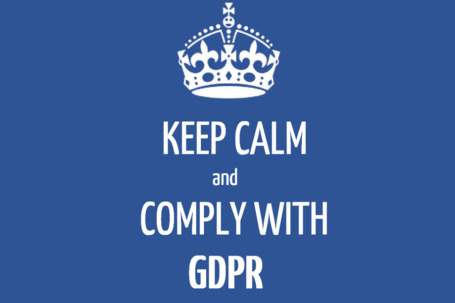 We have kept calm and complied - New Updated Privacy Policy