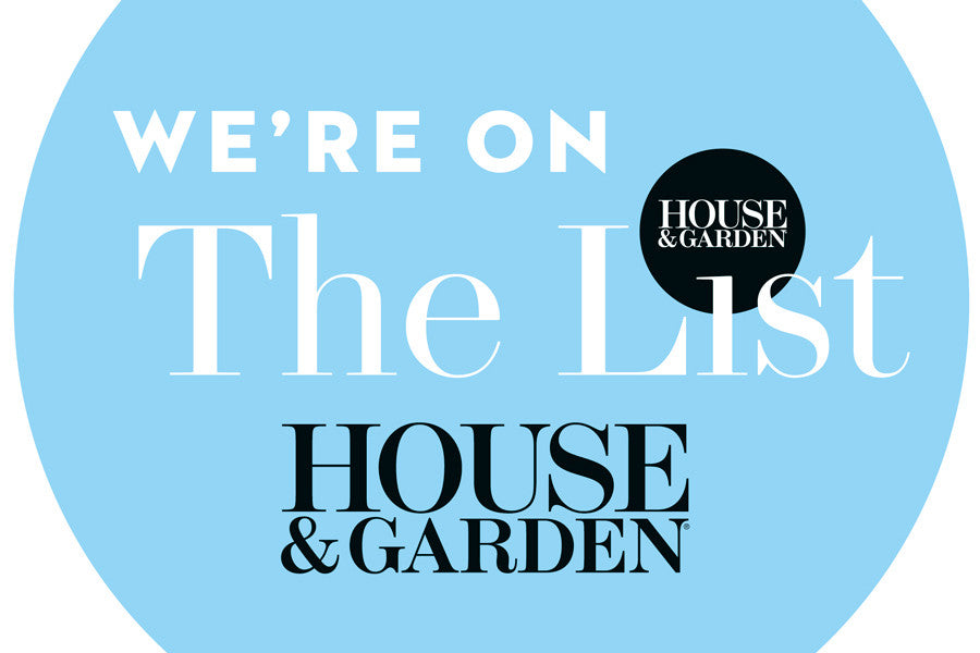 Exciting News - House & Garden - The List