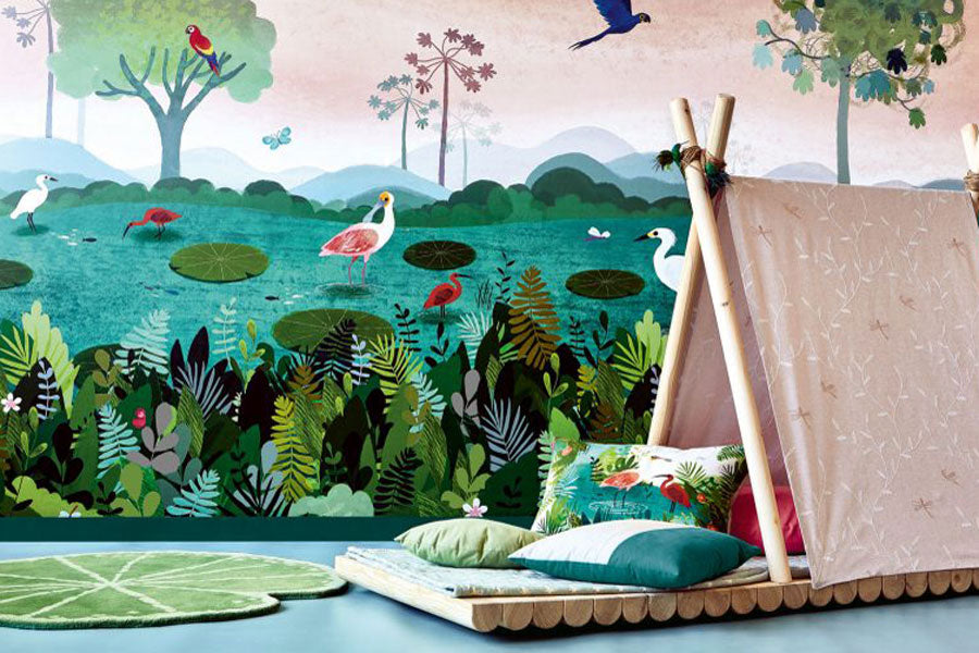 Villa Nova's Picturebook Collection - High Design for Kids
