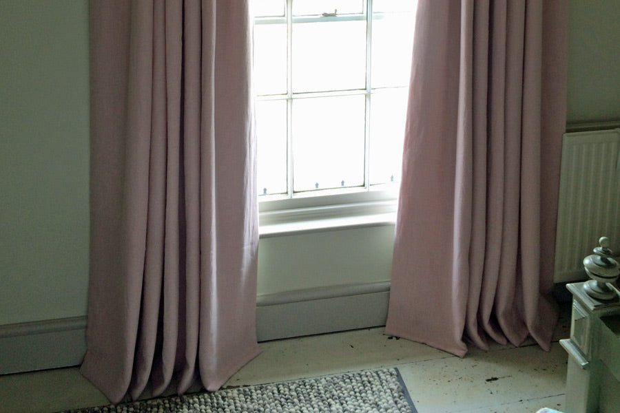 We've Found the Perfect Faded Pink Linen!