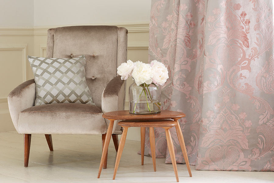 Five Top Tips for Choosing the Best Fabric for Curtains and Roman Blinds