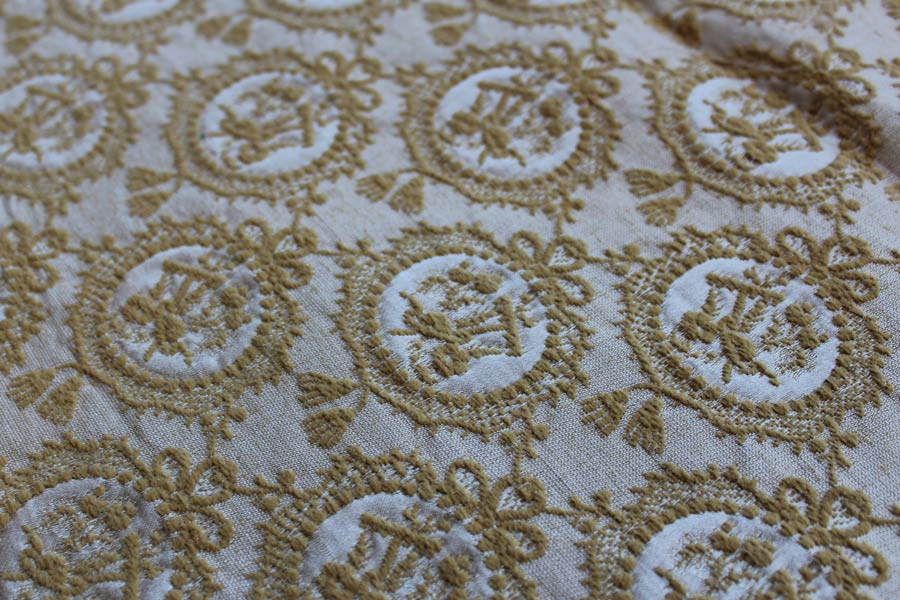 The Art of Historical Fabric Restoration