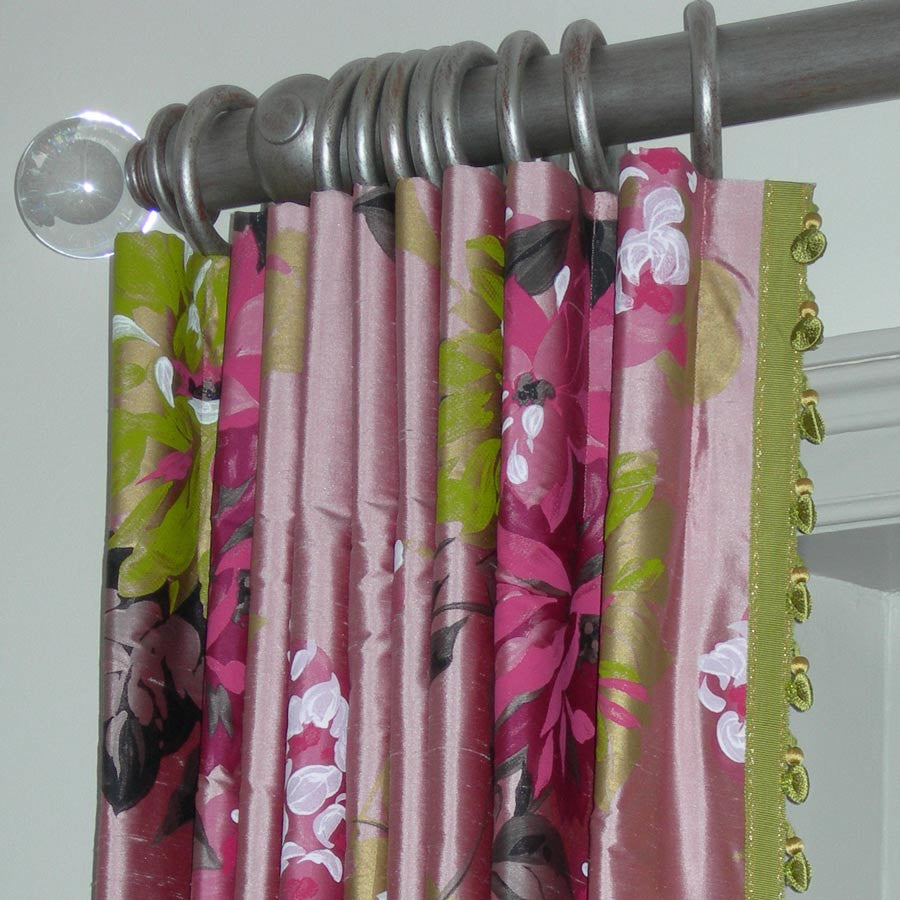 Extravagant Designers Guild Fabric for Cartridge Pleat Curtains