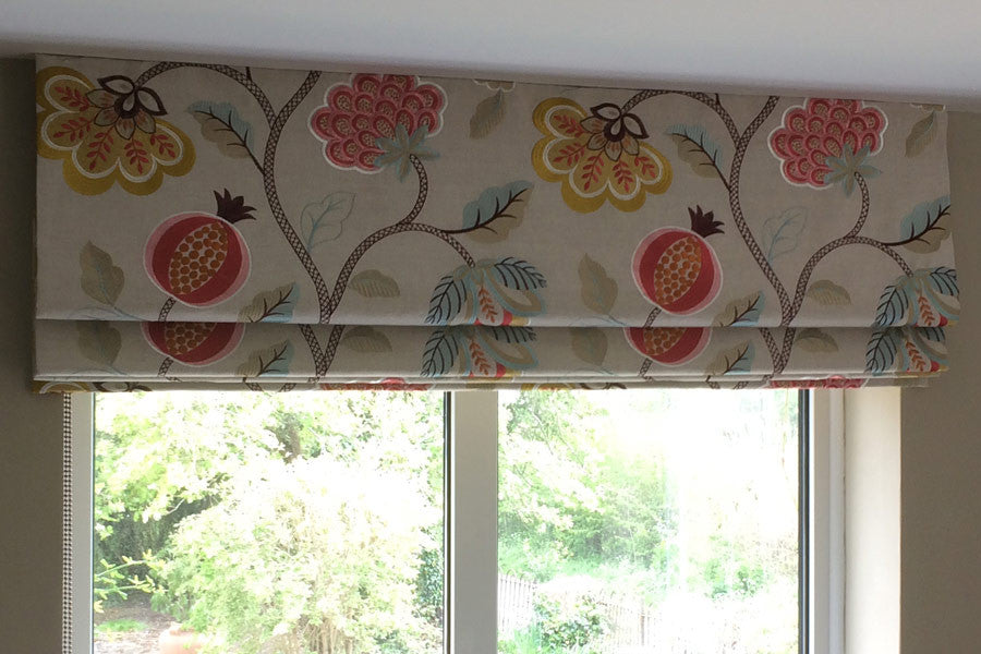 The Story Behind The Roman Blind
