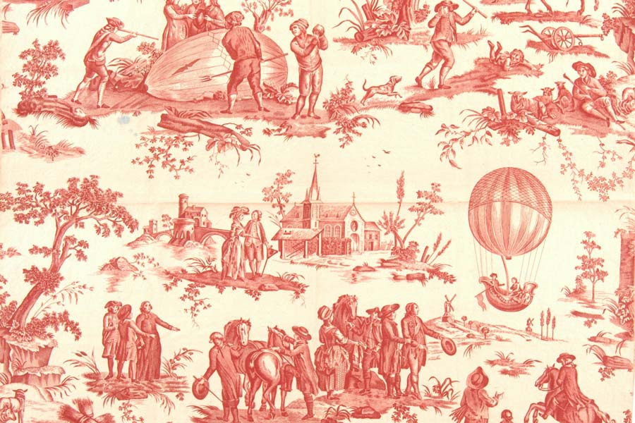 Do you know these five facts on Toile De Jouy Fabrics?