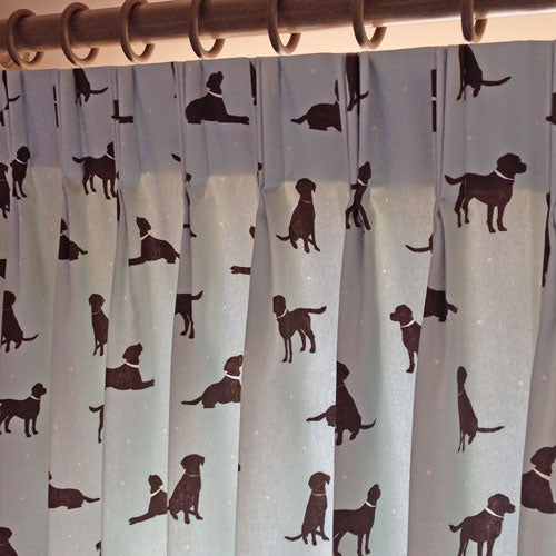handmade curtains by bespoke curtain makers Suffolk