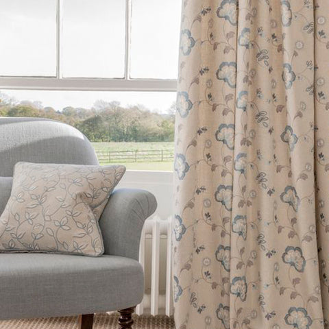 help to choose fabric for blinds and curtains