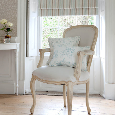 bespoke curtains, roman blinds and cushions