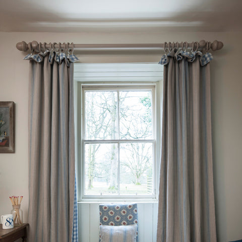 bespoke linen fabrics for curtains and blinds