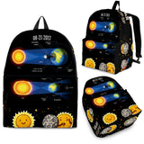 Total Solar Eclipse Backpack II
