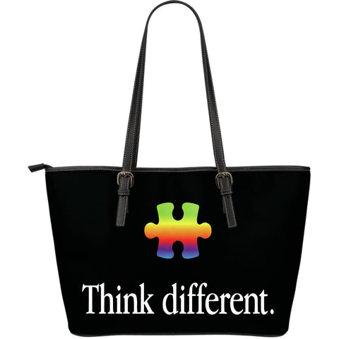 Think Different. Support Autism Awareness