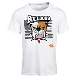 Bulldog PAWS ROCK