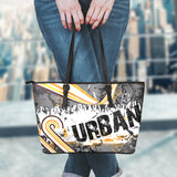 URBAN LEATHER TOTE