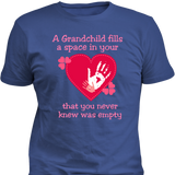 A Grandchild Fills Space In Your Heart