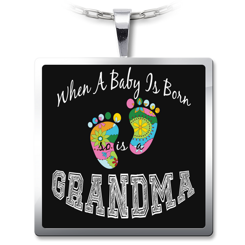 Baby is Born So Is A Grandma