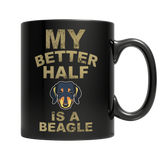My Better Half is a Beagle