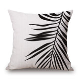 Black & White Nordic Pillow Covers - free shipping