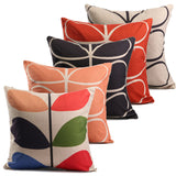 Leaf Prints Pillows - Free Shipping