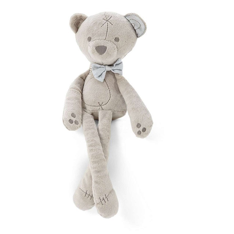 Comfort plush bear sleeping buddy