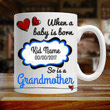 A Grandchild Is Born