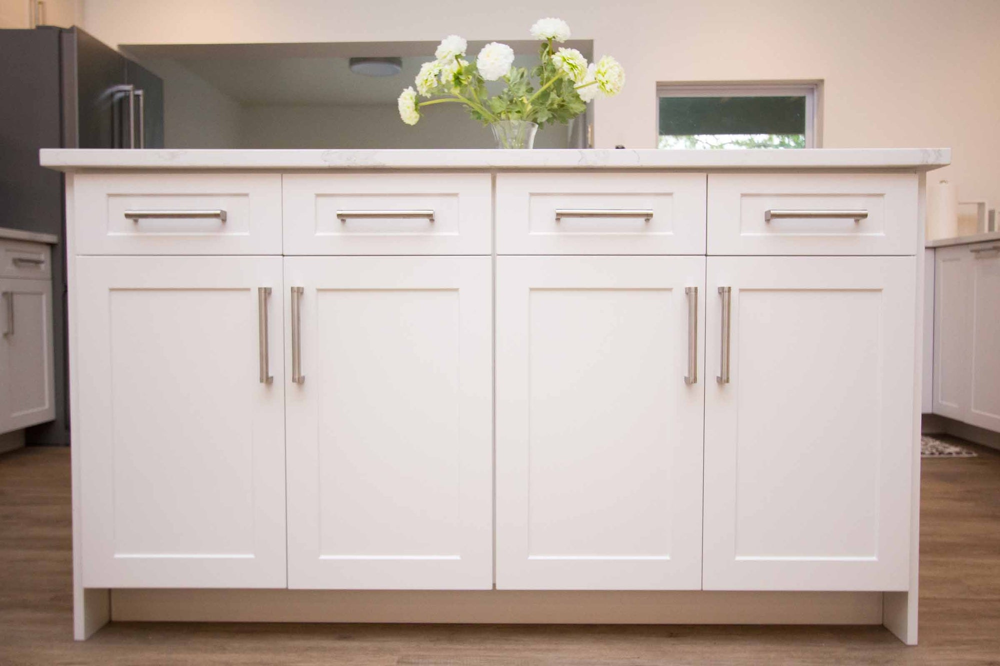 Naples RTF Shaker Recessed Panel Cabinet Door - Cabinet ...