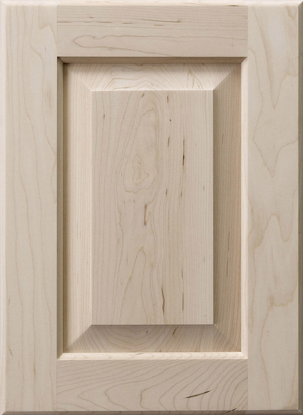 Asheville Unfinished Raised Square Panel Cabinet Door