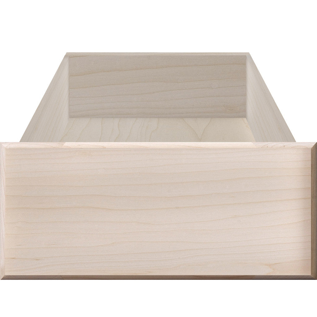 drawersguidesfrontsslider drawer choices custom product drawers options cabinet cabinets guides fronts