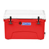DENALI 45 QT COOLER - RED & WHITE