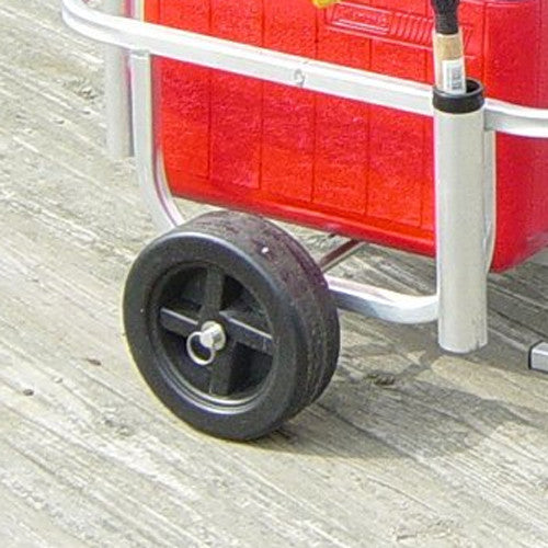 Reels on Wheels Economy Beach Fishing Cart Replacement Wheel