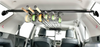 Fishing Rod Mount for interior of van, car, or SUV