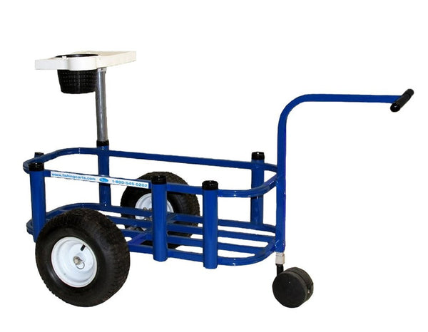 Blue surf fishing cart junior