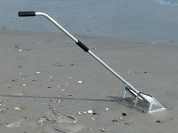 Sand Flea Rake for Mole Crabs Large by Angler's Fish N Mate